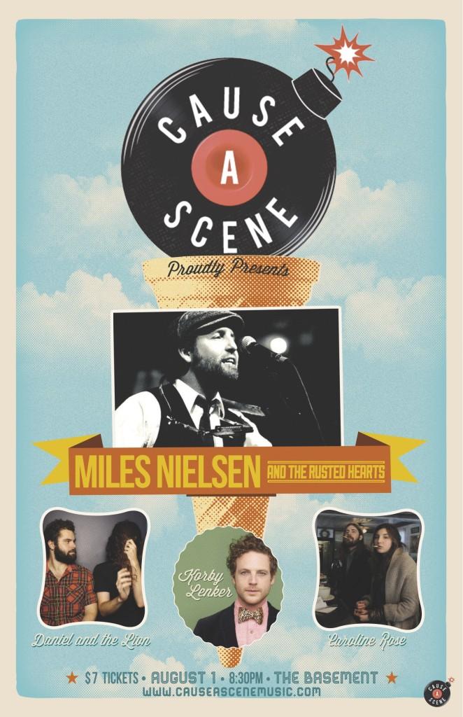 CAS August 1 - Miles Nielsen