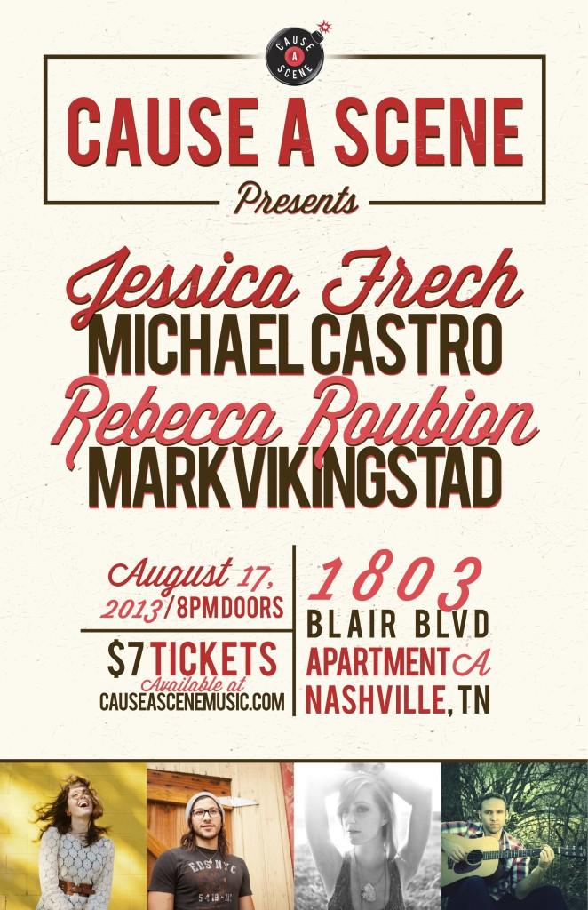 CAS August 17 - Jessica Frech