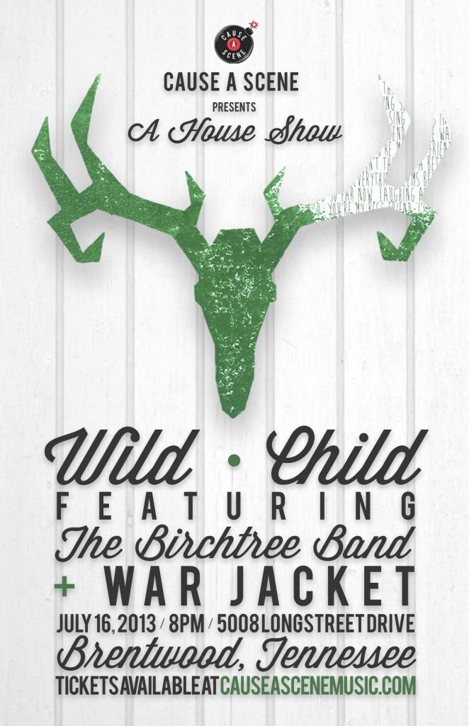 CAS July 16 - Wild Child