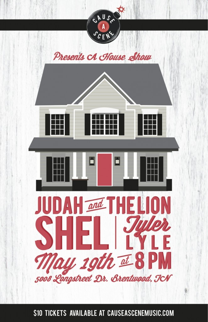 CAS May 19 - Judah and the Lion