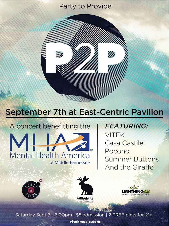CAS September 7 - Party to Provide (P2P)