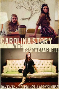 CAS April 13 - Carolina Story