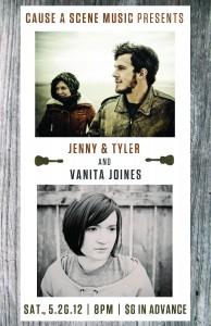 CAS May 26 - Jenny & Tyler