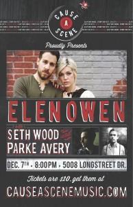 Elenowen Poster - 12-7-12
