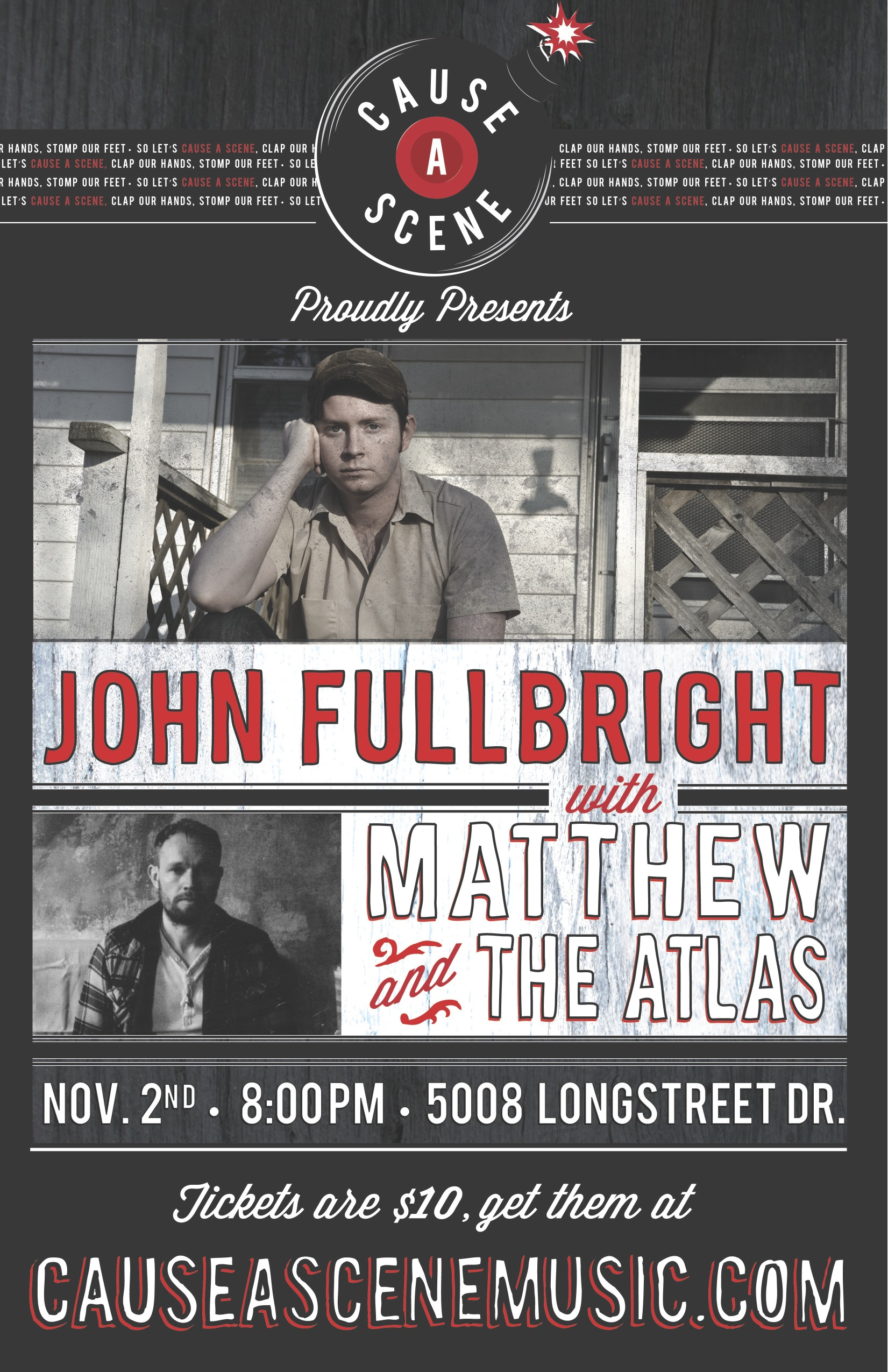 CAS November 2 - John Fullbright